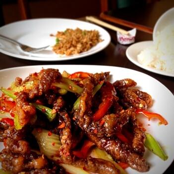 Ginger Beef-Mekong Restaurant Menu - Mekong Restaurant Gluten Free